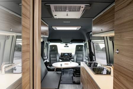 Hymer Camper Vans Duocar S Interior View C Hymer Gmbh Und Cokg 4