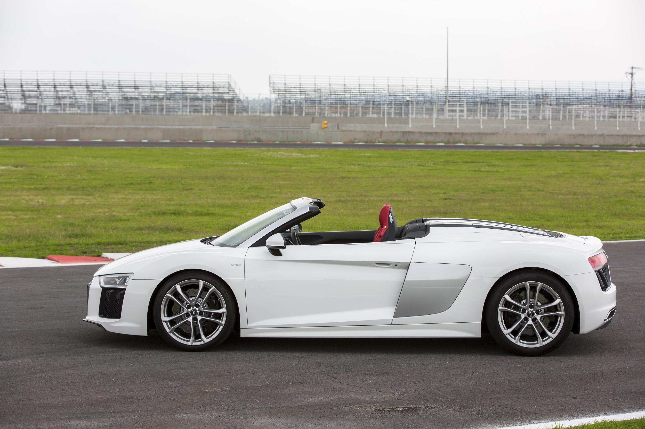 Foto de Audi R8 Spyder (6/38)