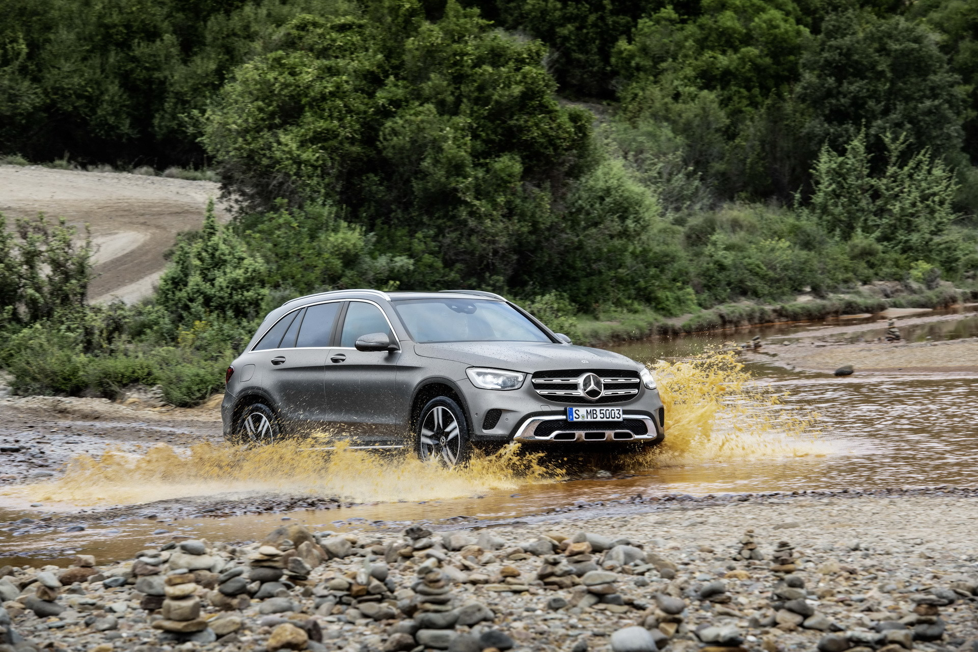 Foto de Mercedes-Benz GLC 2020 (4/18)