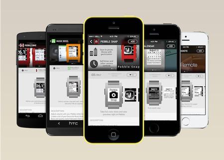 Pebble también tendrá su propia tienda de aplicaciones para el 2014