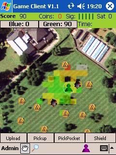 La revolución de los videojuegos Wifi+GPS