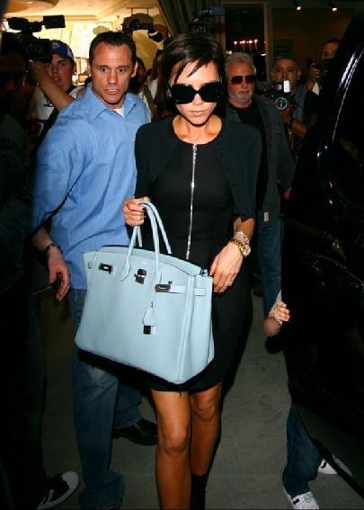 madres con estilo: bolso Birkin de Hermes