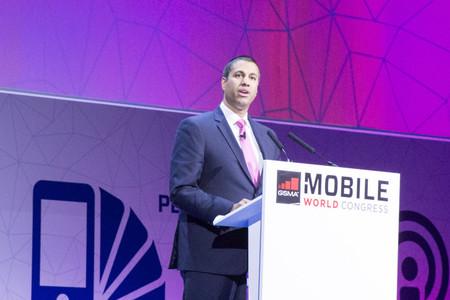 El director de la FCC reafirma el fin de la neutralidad de la red en su paso por el MWC