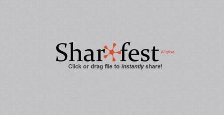 Sharefest, P2P desde tu navegador con soporte para WebRTC