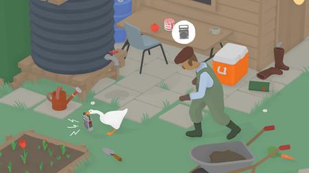 Untitled Goose Game: el ganso más perverso del mundo la liará también en PS4 y Xbox One la semana que viene