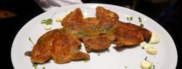Dicen que este restaurante de un polígono de Tarancón tiene la mejor chuleta del mundo, pero su menú de cerdo ibérico es aún mejor