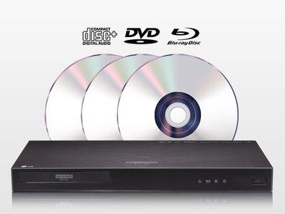 Ha tardado pero LG vuelve a liberar la actualización que ofrece soporte para Dolby Vision en el Blu-Ray LG UP970