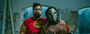 """""""En España no nos creemos las historias de superhéroes, tenemos que ir a la comedia"""". David Galán Galindo ('Orígenes secretos')"""
