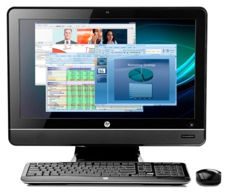 HP Compaq 8200 Elite All-in-One busca hueco en las aulas y las empresas