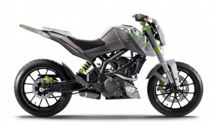 KTM 125 Sunt