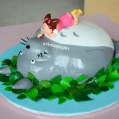 Foto 2 de 11 de la galería 11-tartas-de-totoro-tan-monas-que-no-te-las-querras-comer en Directo al Paladar