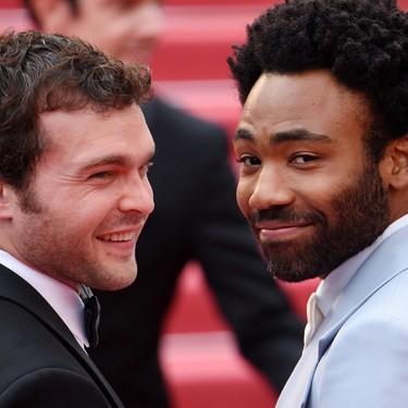 La premiere de 'Solo: A Star Wars Story' en Cannes nos deja ver a los más elegantes hombres de la gala hasta ahora