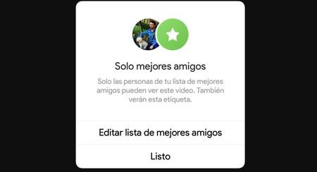 Cómo compartir historias en Instagram solo con tus mejores amigos