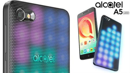 El Alcatel A5 LED llega a Colombia: este es su precio y disponibilidad