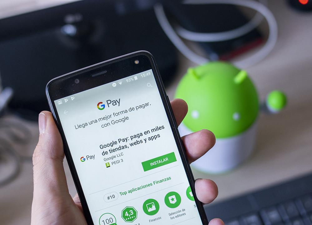 Google está trabajando en un sistema de pagos entre amigos mediante códigos QR