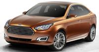 Ford retoma el nombre Escort en el Salón de Shangai