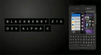 Un nuevo terminal de desarrollo BlackBerry 10 aparece en escena, con teclado QWERTY