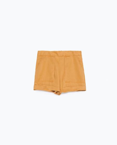 Shorts Ligeros Zara