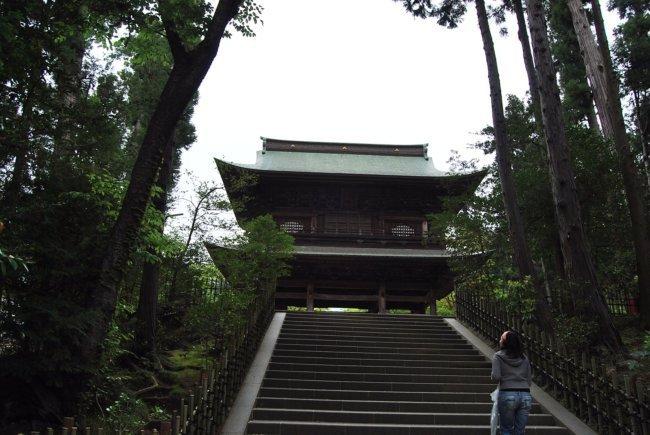 Japon-Kamakura-Engaku-ji