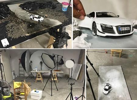 Audi R8 Miniature Car Toy Felix Hernandez 5 5803628d8652d 880