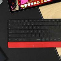 Mokibo, el teclado-trackpad que hace que nos preguntemos cuándo veremos un Smart Keyboard así