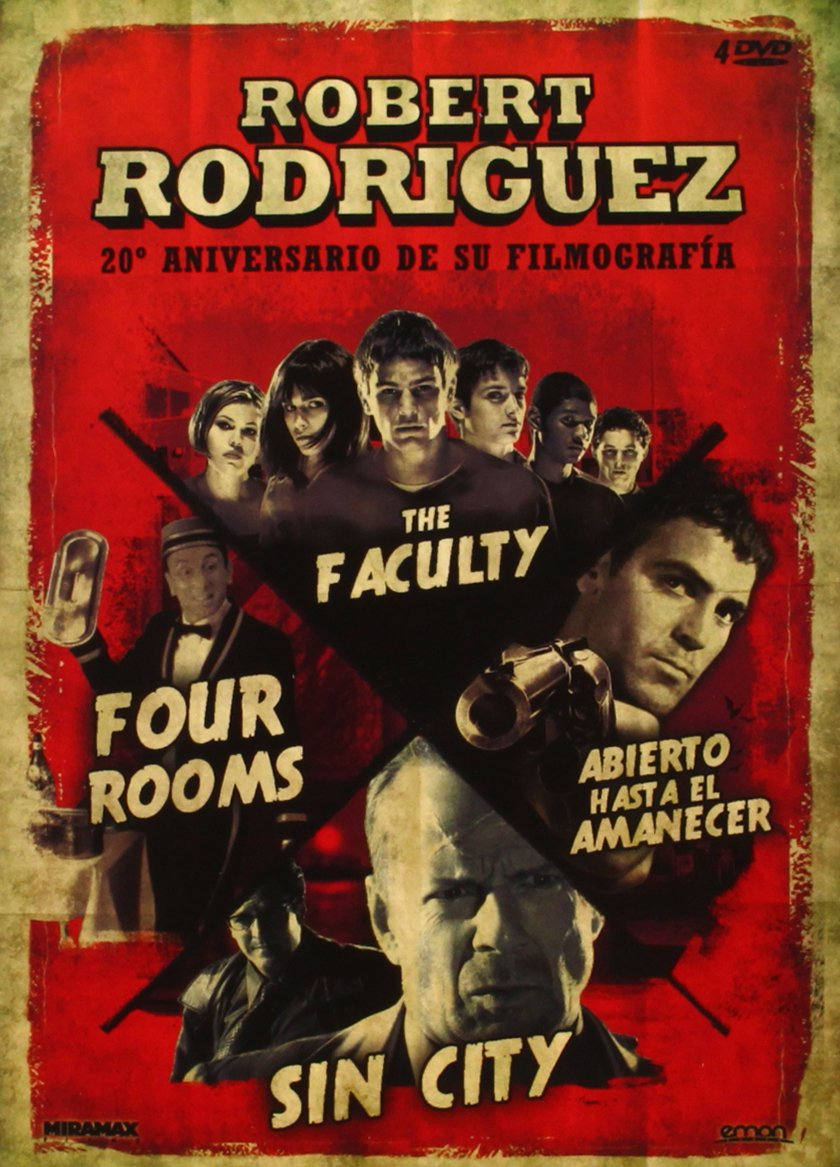Pack Robert Rodriguez