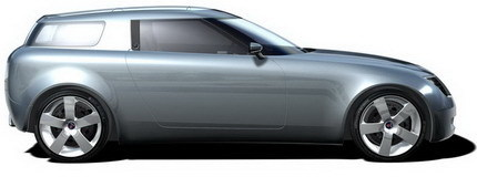 Saab 9-1 Concept 2001