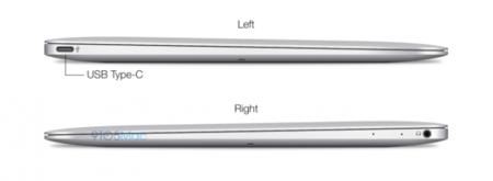 Macbook Air Apple Render