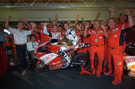 Ducati no participará en el mundial de SBK de 2011