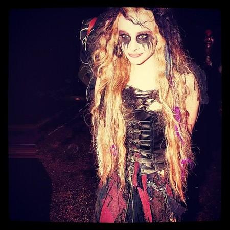 Chloe Moretz Beatrix Halloween