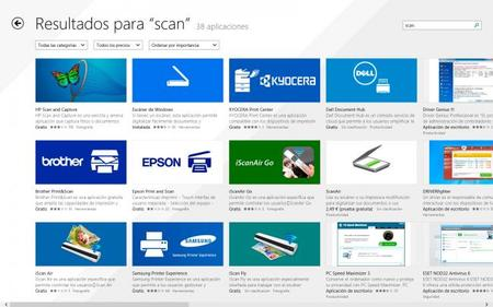 Escanear documentos en Windows 8 es fácil si sabes cómo con estas aplicaciones