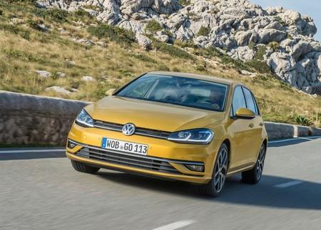 Volkswagen Golf 2018 4