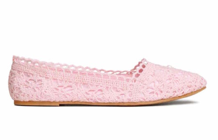 Bailarinas Crochet Hym