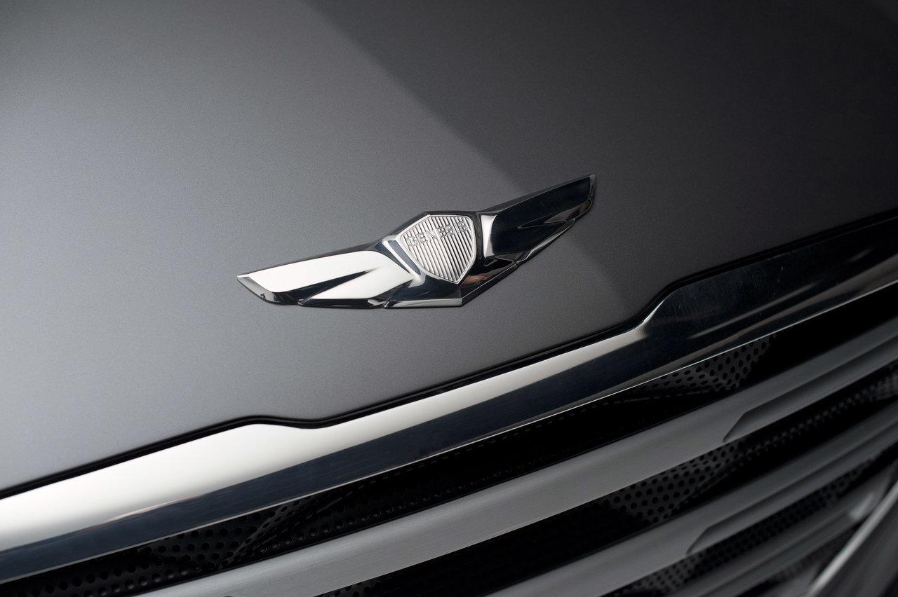 Foto de Hyundai HCD-14 Genesis Concept (9/15)