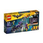 En Amazon la moto felina de Catwoman Lego Batman ahora sólo cuesta 20,39 euros