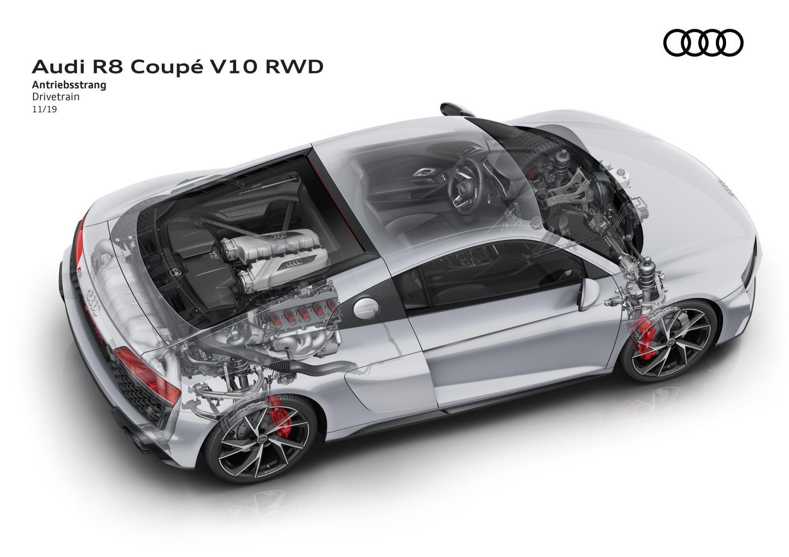 Foto de Audi R8 V10 RWS (9/12)