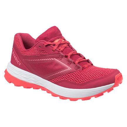 Zapatillas Trail Running TR Mujer Rosa