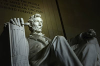 Abraham Lincoln en Washington