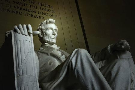 Abraham Lincoln en Washington