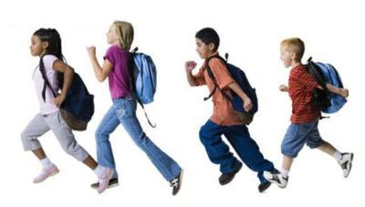 Niños, mochilas y dolor de espalda: no está tan clara la relación
