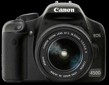 Canon 450D Vs 400D