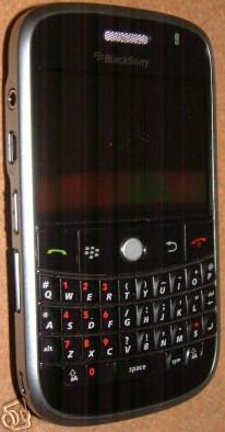 Blackberry 9000, posible imagen