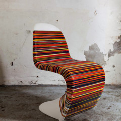 Foto 7 de 7 de la galería sillas-panton-aniversario en Decoesfera