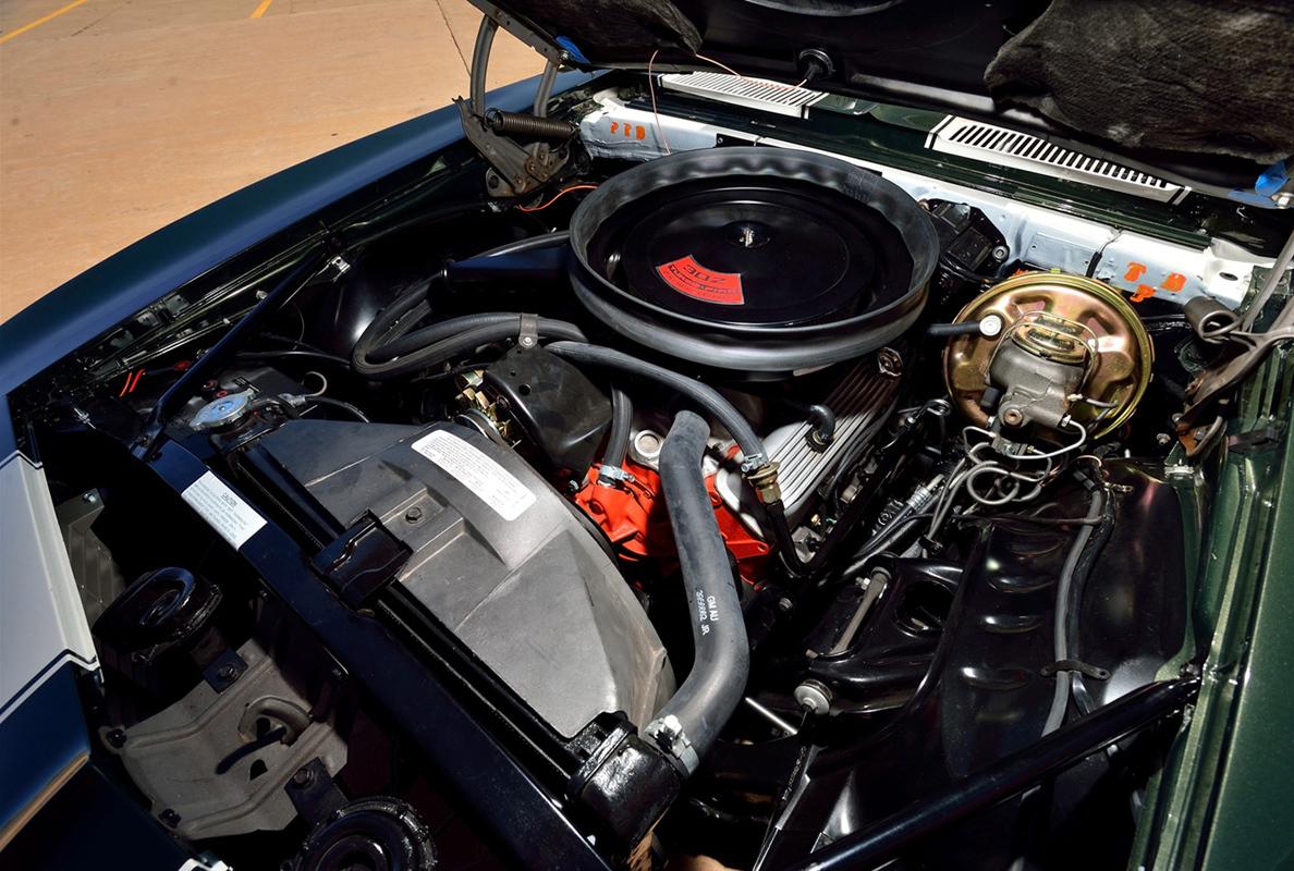 Chevrolet Camaro Z28 de 1969