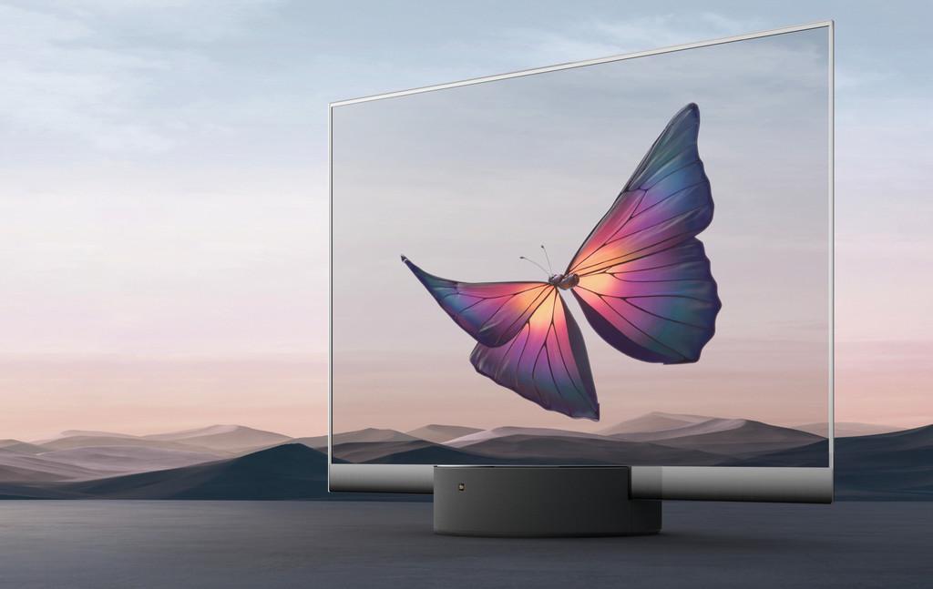 Xiaomi Mi TV LUX Transparent Edition: un panel OLED transparente de 55 pulgadas da vida al nuevo televisor de Xiaomi