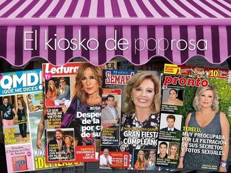 El Kiosko de Poprosa: ojeando revistas del mundo