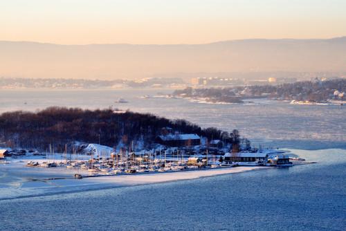 """Un """"mini-crucero"""" por el fiordo de Oslo con parada en una isla para explorar"""
