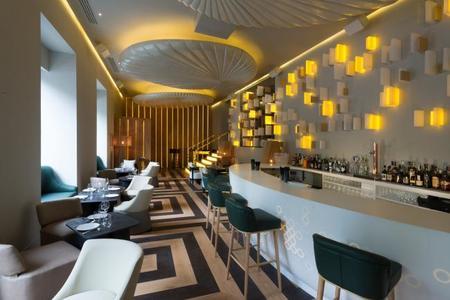 Restaurante Otto Madrid. Famoseo e interiorismo a partes iguales
