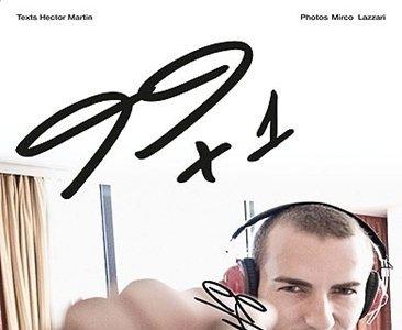 '99+1', el libro más exclusivo de Jorge Lorenzo