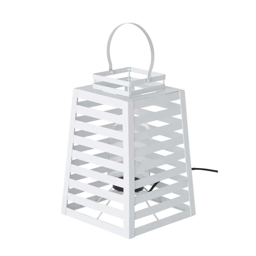 Lámpara de exterior de metal